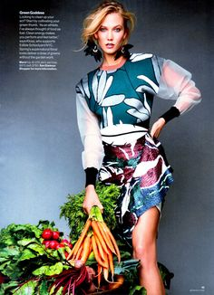 ☆ Karlie Kloss | Photography by Patrick Demarchelier | For Glamour Magazine US | January 2015 ☆ #Karlie_Kloss #Patrick_Demarchelier #Glamour_Magazine #2015