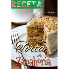 .@Claudia León | Torta de Zanahoria con Coco y Nueces Necesitas: 2 huevos completos + 2 clara... | Webstagram