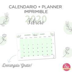 Sie - Art & Craft: Vive y sé feliz ♥ Planners, Blog, Arts And Crafts, Words, Free, Ideas, Happy, Friends Day, Monthly Calendars