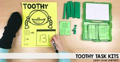 Have you been hearing anything about Toothy™ Task Kits lately?  Toothy will quickly become your students' favorite game to play... Read Post