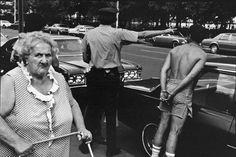 NYC. Leonard Freed, 1978
