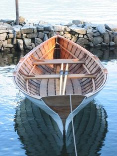 Acorn skiff plans - Duck Flat Wooden Boats