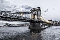 Budapest, Hungary, The Chain Bridge Tower Bridge, Brooklyn Bridge, My Photos, Budapest Hungary, Architecture, Nostalgia, Travel, Chain, Interior Design
