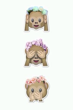 Mokey emoji