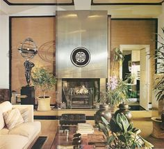 Interior Decorator Blogs architectural digest - international interiors, 1979 / interior