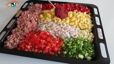 Vegetable Recipes, Meat Recipes, Chicken Recipes, Cooking Recipes, Healthy Recipes, Minced Meat Dishes, Minced Meat Recipe, Dinner Party Recipes, Brunch Recipes