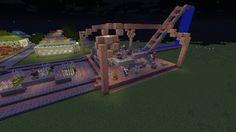 Orphea2012 Youtube et Minecraft: Exclusivité Minecraft | Les manèges que vous décou...