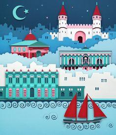 Istanbul Palaces || Owen Gildersleeve || http://owengildersleeve.com/