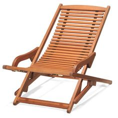 Amazonia Copacabana Wood Swing Chair | Overstock.com Shopping - The Best Deals on Chaise Lounges