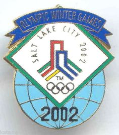 Olympic Pins. Add Around The Rings on www.Twitter.com/AroundTheRings & www.Facebook.com/AroundTheRings for the latest info on the Olympics. Usa Olympics, Winter Olympics, Olympic Athletes, Pin Logo, Things Happen, Lake City, Olympic Games, Utah, Patches