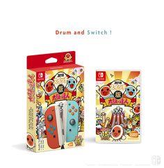Joy-Con collector Taiko no tatsujin, Drum Master, Bandai, Namco, game + Nintendo Joy-Con Collector Nintendo Switch (A Switch Me fan art). If U like it, follow me on Twitter : @switchmelike ! joycon, nintendo switch, dock, joy-con, Joy-Con Strap, amiibo
