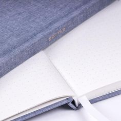 """""""Dotted"""" notebook by Lili & June $30.00"""