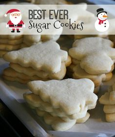 Simple No Refrigerate Sugar Cookies