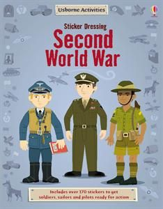 Picture of Sticker Dressing Second World War