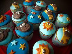 Exquisito::Baby Animal Cupcakes