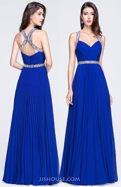 Choose this classic Prom dress, and this choice absolutely can't go wrong. #JJsHouse #Party #Prom