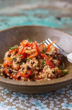 Heavenly Bulgur Pilaf | Playin with my Food