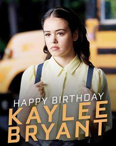 "Legacies on Instagram: ""Light the candles 🔥 Happy birthday, @kaylee.bryant!"""