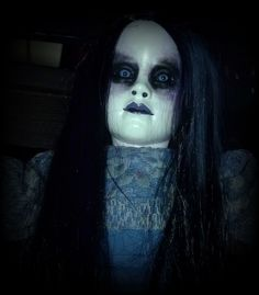 creepy dolls  Posession (The Watcher)