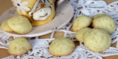 Biscotti Morbidi al Limone e Vaniglia