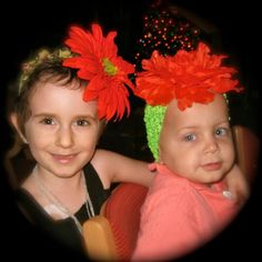 Christmas Blossoms.. Brooke & Kaliope from Greece