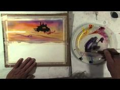 Using Darks In Watercolour Part 1