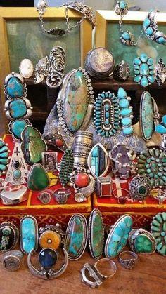 ☮ American Hippie Bohéme Boho Style Schmuck ☮ Vintage Boho Bohemian Home Dec . - Migno Decor - ☮ Amerikanischer Hippie Bohéme Boho Stil Schmuck ☮Vintage Boho Bohemian Home Decor Interior De - Hippie Style, Hippie Mode, Boho Style, Boho Chic, Boho Hippie, Gypsy Style, Bohemian Jewelry, Vintage Jewelry, Silver Jewelry