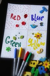 Activities: Create a Color Collage