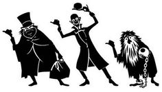 Hauted mansion hitchhiking ghosts