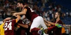 AS Roma Kalahkan Inter Milan 4 - 2 | News