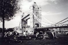 En Londres nació una iniciativa llamada Cafe Art, que busca la expresión artística de las personas que viven en las calles de esta ciudad.