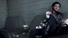 — Kit Harington for Jimmy Choo