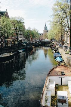 Discovering Amsterdam, The Netherlands