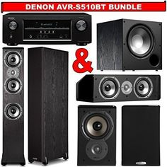 Special Offers - Denon AVR-S510BT Bundle 5.2 Channel Full 4K Ultra HD A/V Receiver  A Polk Audio Home Theater Speaker Package (TSi 400 TSi 100 CS10 & PSW108) - In stock & Free Shipping. You can save more money! Check It (September 25 2016 at 05:35AM) >> http://caraudiosysusa.net/denon-avr-s510bt-bundle-5-2-channel-full-4k-ultra-hd-av-receiver-a-polk-audio-home-theater-speaker-package-tsi-400-tsi-100-cs10-psw108/