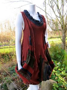 Red Rooster dress | Flickr - Photo Sharing!