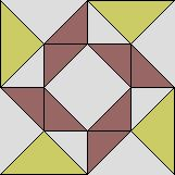 Balkan Puzzle illustration: Individual block. Like!