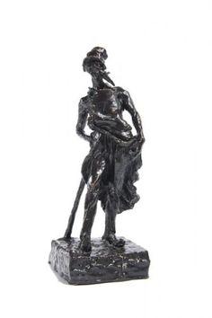 daumier expertise vente estimation inventaire sculpture bronze ratapoil