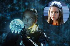 NEWS♢'Alien: Covenant' casts 'Steve Jobs'star Katherine Waterston in lead role