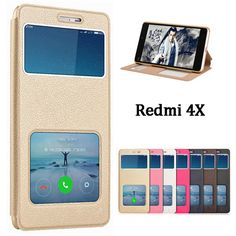 Case For Xiaomi Redmi 4X Cover Luxury Answer View Window Flip Cover For Xiaomi Redmi 4X Pro Case Phone Cases Leather 5.0 inch     Tag a friend who would love this!     FREE Shipping Worldwide     Buy one here---> http://www.pujafashion.com/case-for-xiaomi-redmi-4x-cover-luxury-answer-view-window-flip-cover-for-xiaomi-redmi-4x-pro-case-phone-cases-leather-5-0-inch/