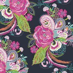 Petal and Plume Fabric Collection - Bird Fabric - Art Gallery Fabrics