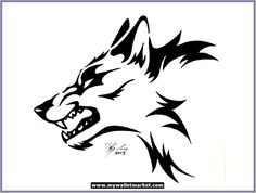 how to draw a tribal dragon head black tribal wolf tattoo design drawing - Wolf Tattoos, Lone Wolf Tattoo, Tribal Wolf Tattoo, Head Tattoos, Animal Tattoos, Black Tattoos, Wolf Tattoo Design, Tattoo Design Drawings, Tribal Drawings