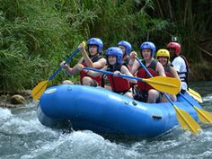 Jamaica River-Rafting Adventure on the Rio Bueno - Find Things to do in Jamaica with Viator Tours