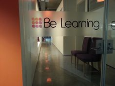 Be Learning Entrance