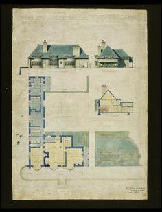 Broadleys by Voysey via architect design™