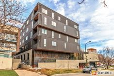 MOTO Apartments Final Update – DenverInfill Blog Mixed Use, Capitol Hill, Ground Floor, Apartments, Finals, Multi Story Building, The Unit, Blog