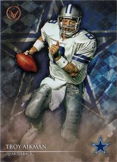 2014 Topps Valor #125 Troy Aikman Front