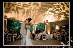 Wedding lighting at the Abington Art Center. Photographer: Heather Fowler Photography.    Wedding lighting by Synergetic Sound and Lighting.