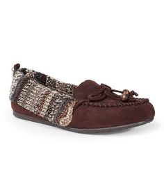 Take a look at this The Sak Earth Stripe Piper Moccasin - Women on zulily today!