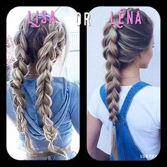 What is your choice? My choice:Lena