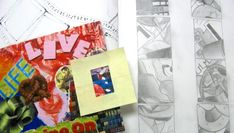 A Creative Collage Lesson for All Students